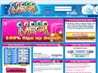 Bingo Mega Lobby
