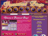 Paramount Bingo Lobby