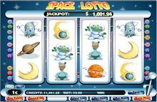 Space Lotto Slots