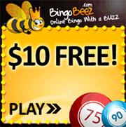 Online Bingo at Bingo Beez